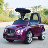 Baby car shilly-car four infants and young children 1-3 years old children scooter yo car toy car with music