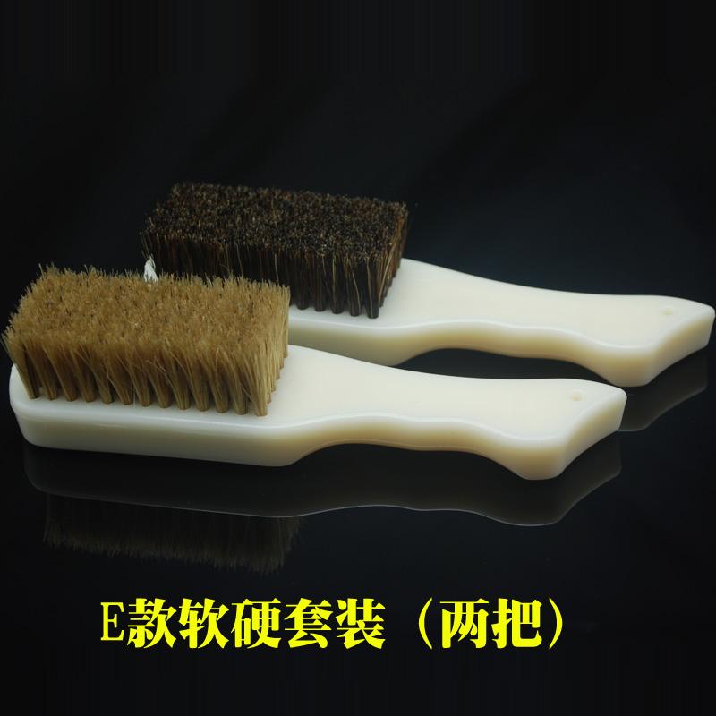 文玩刷子纯野猪鬃毛硬毛刷小金刚橄榄菩提核桃软毛清理工具的大号