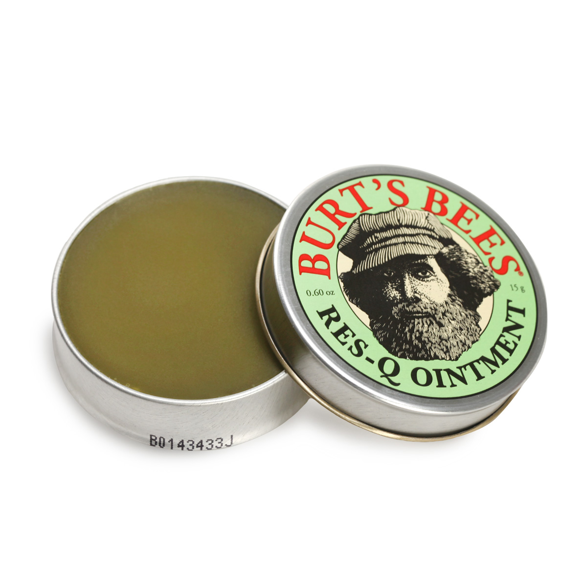 美国小蜜蜂 紫草膏Burt s bees婴儿童宝宝防蚊止痒膏蚊虫叮咬15g