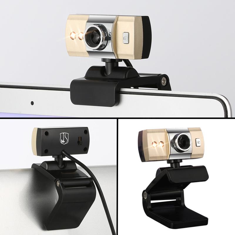 炫光M900电脑摄像头内置带麦克风话筒台式家用高清魔幻夜视笔记本视频头直播usb英语学习电脑外置摄像头免驱