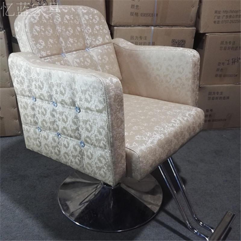 特价理发椅子放倒美发椅子新款理发店椅子剪发椅发廊专用椅子包邮