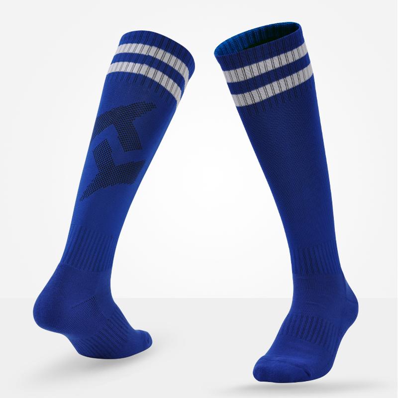 足球袜长筒袜男成人儿童足球袜女加厚毛巾底运动袜子男童足球长袜