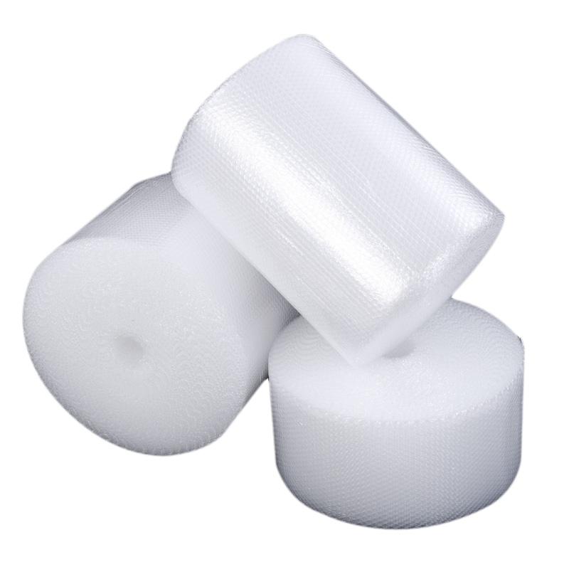 加厚气泡膜30 50cm快递打包泡沫气泡垫 双层防震袋卷装泡泡纸包邮