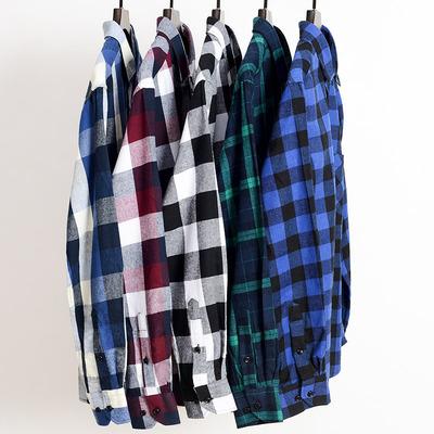 宽松长袖衬衫衬衣促销商品