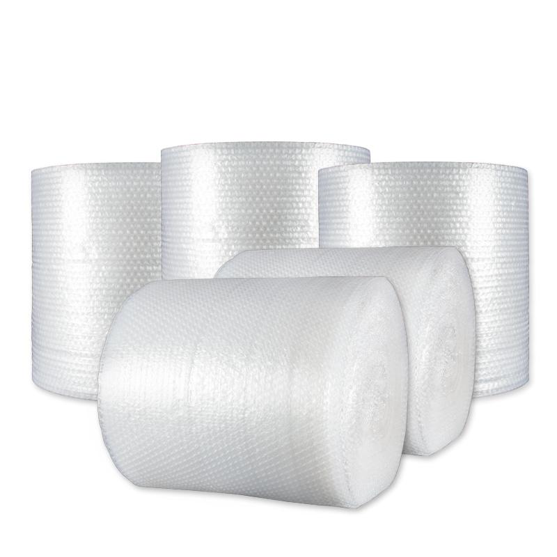 气泡膜卷装加厚防震30 40 50cm宽包装袋快递防压缓冲气垫膜批发