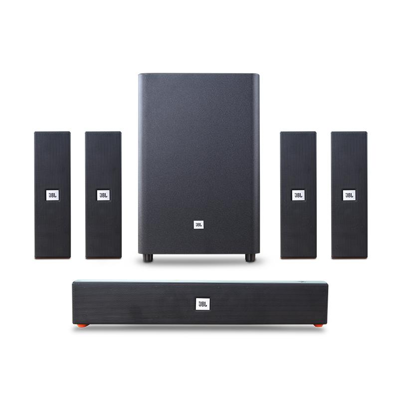 无线蓝牙家庭影院电视音箱 5.1 功放一体 625 525 325 CINEMA JBL