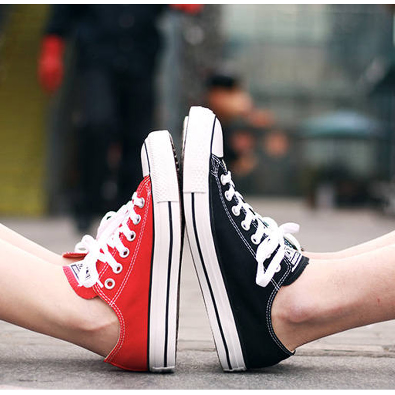 匡威帆布鞋新款女鞋男鞋All Star經典款情侶運動休閒鞋板鞋101001