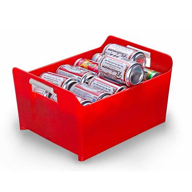 特价加厚啤酒桶啤酒筐啤酒框啤酒箱 冰桶酒吧夜场方形冰桶 收纳筐