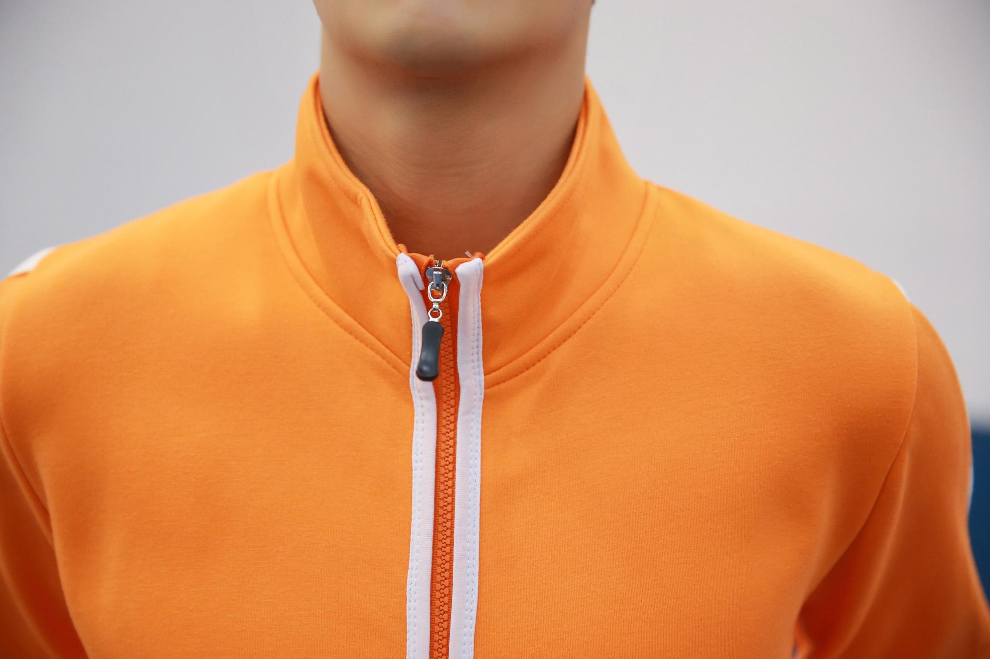 芬魅2016新款班服套装韩版立领休闲外套大码棒球服定制logo工作服