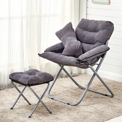 创意懒人沙发单人榻榻米可拆洗电脑沙发椅客厅宿舍折叠椅子包邮