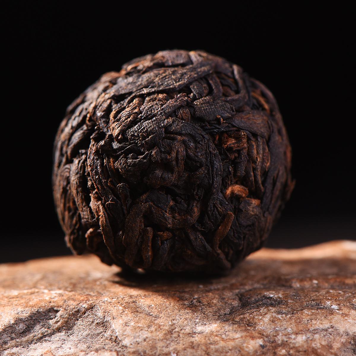 克 8 龙珠 年古树 300 年以上 10 云南普洱茶熟茶叶 粒包邮 30 满