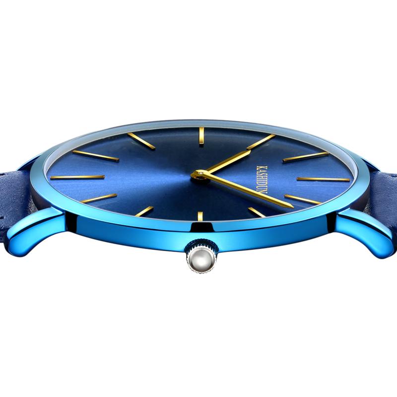 卡诗顿新款男石英表简约男生腕表防水男士手表超薄时尚休闲手表男
