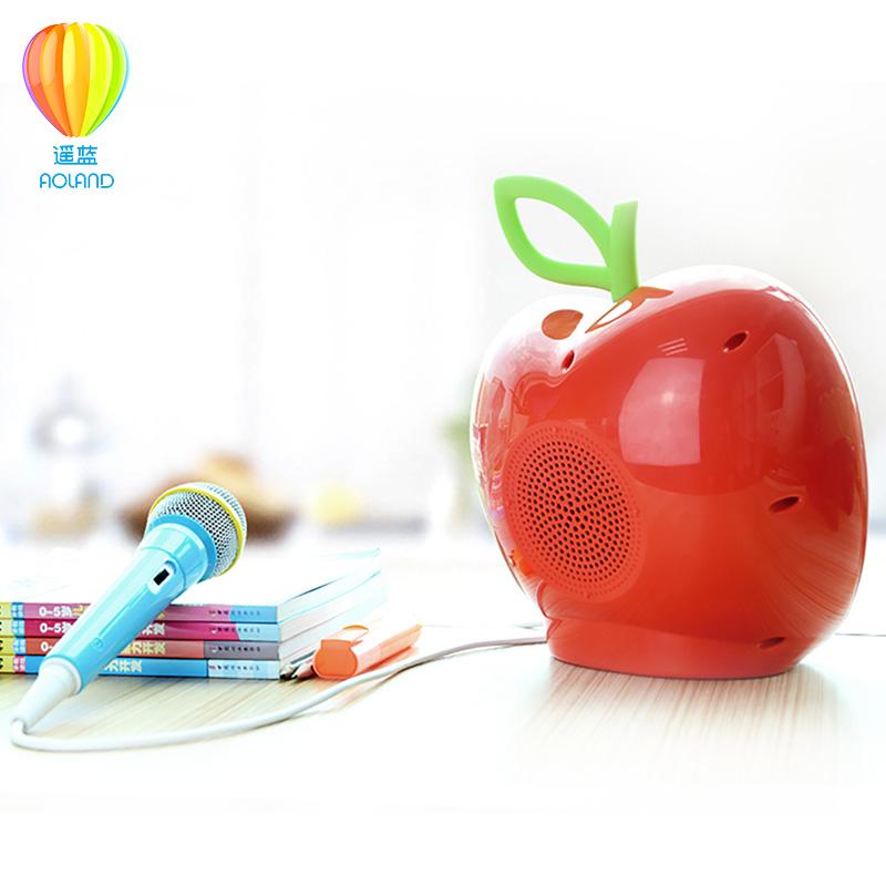 遥蓝P1视频早教机故事触屏点读儿童宝宝学习机可充电下载3-6周岁
