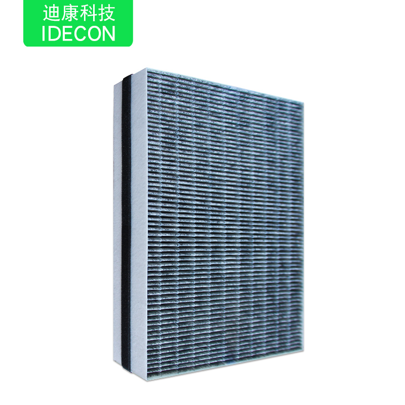 迪康 尺寸适配飞利浦空气净化器AC4076 AC4016滤网AC4147复合滤芯