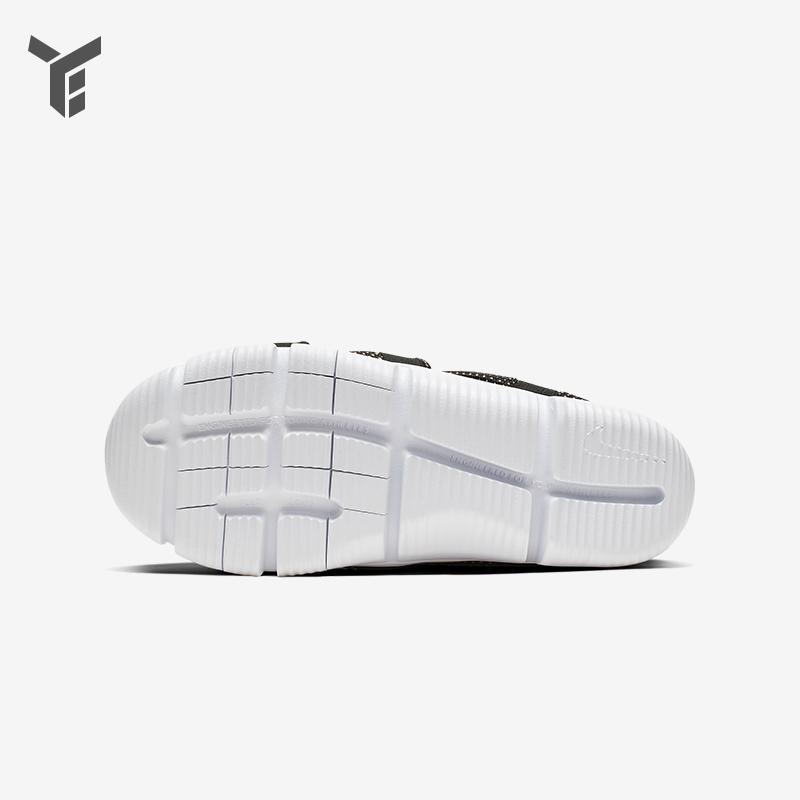Nike耐克童鞋19新款毛毛虫男女小童鞋一脚蹬运动跑步鞋BQ5289-100