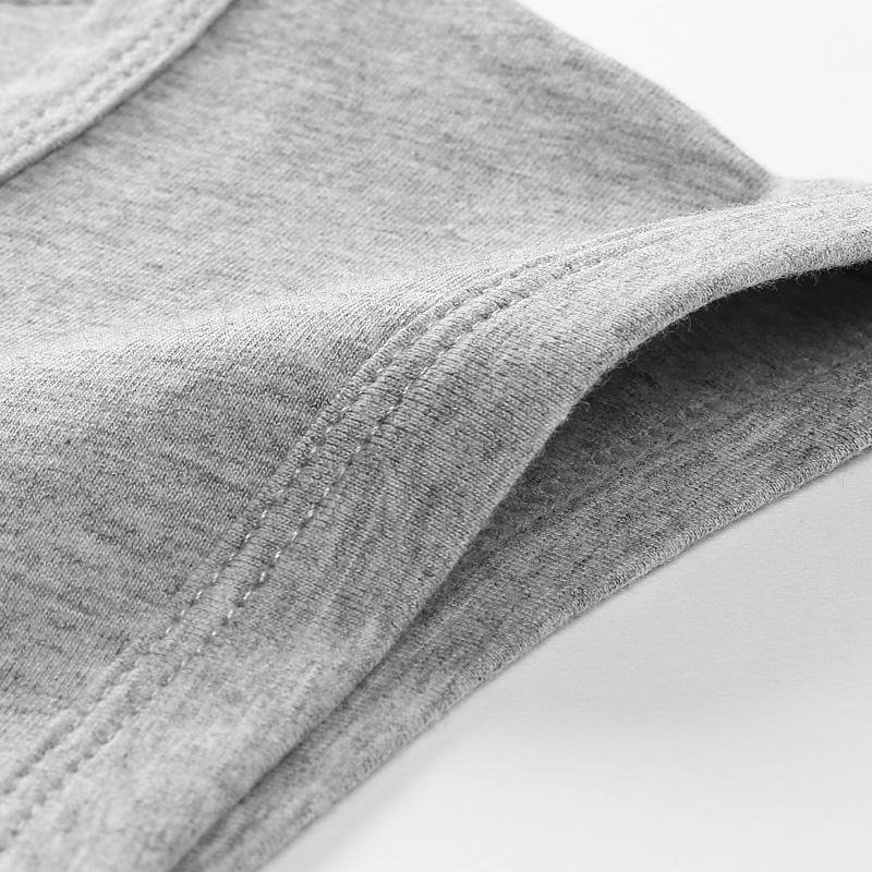 袋鼠背心男士运动紧身打底汗衫夏季弹力背心修身青年健身跑步衫潮【图5】
