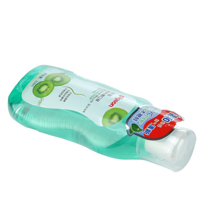 贝亲孕妇漱口水300ML产妇口腔漱口液妈妈月子除口臭猕猴桃味XA228