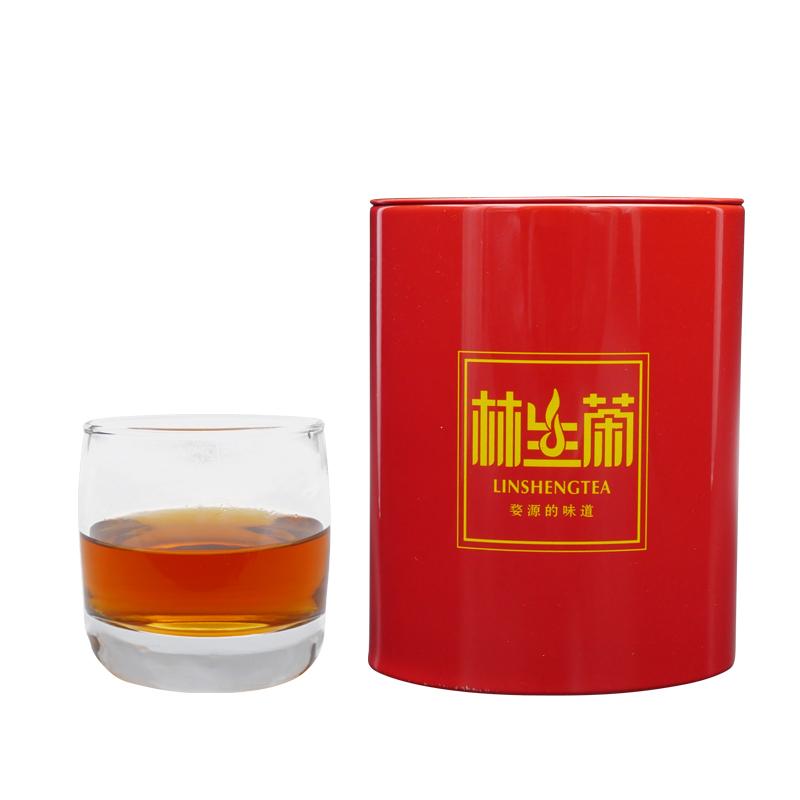 罐装工夫红茶 60g 新茶叶红苕君江西婺源有机红薯香 2018 小种红茶叶