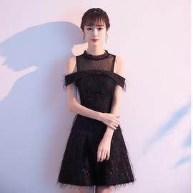高端大气宴会晚礼服2020新款夏季气质小个子连衣裙女洋装平时可穿