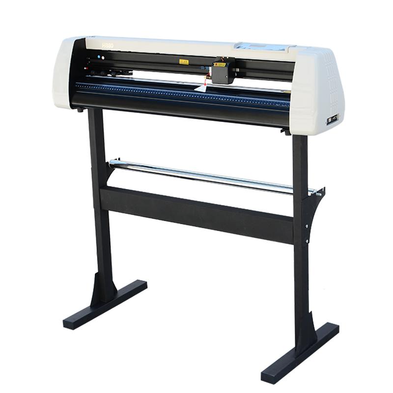 全新升级款尚刻牌H880型电脑刻字机刻绘机车墙贴硅藻泥 即时贴不干胶专用机广告刻字灯箱锦旗制作服装热转印