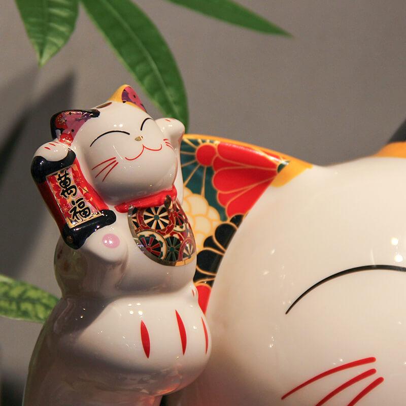 特大号招财猫