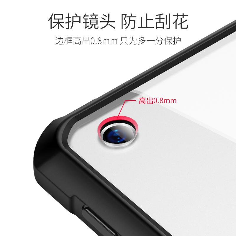 【单手持】2019新款苹果ipad保护套超薄10.2寸Air3全包11英寸2018air2防摔mini5平板mini4电脑pro12.9透明9.7 - 图3