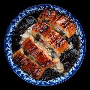 绝世活鳗制作日式蒲烧鳗鱼437g烤鳗鱼饭日本寿司食材即食海鲜鳗鱼