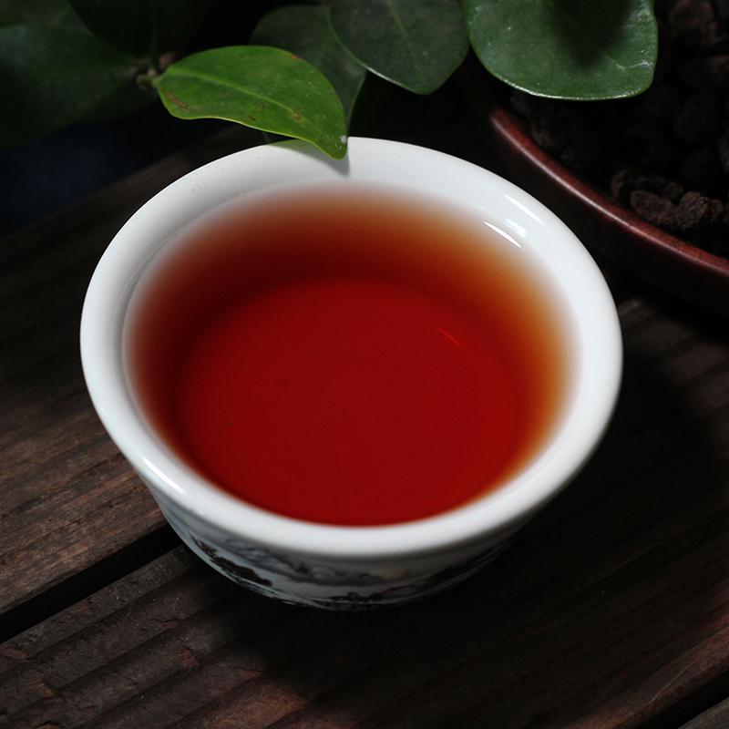 克袋装 1000 茶叶 古树熟茶碎银子 糯香 茶化石 云南普洱 茶厂自营