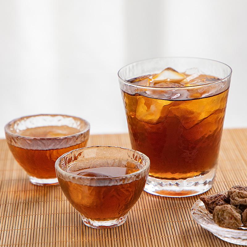 茶颜公举酸梅膏浓缩酸梅汤乌梅干汁桂花酸梅汤饮料原料商用家用