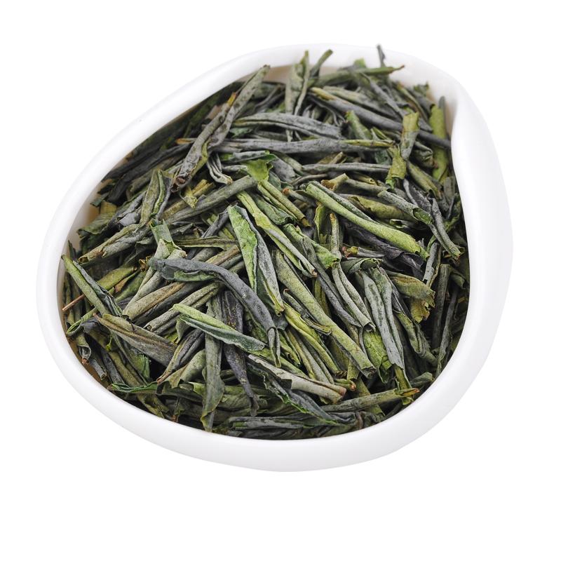 绿茶 2017 六安瓜片 50g 六安珍稀瓜片一级 茶都茶叶 送袋 2 买