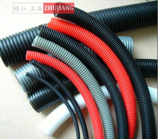 尼龙波纹管 PA塑料穿线管 高强度软管 配线AD21.2 100米/卷