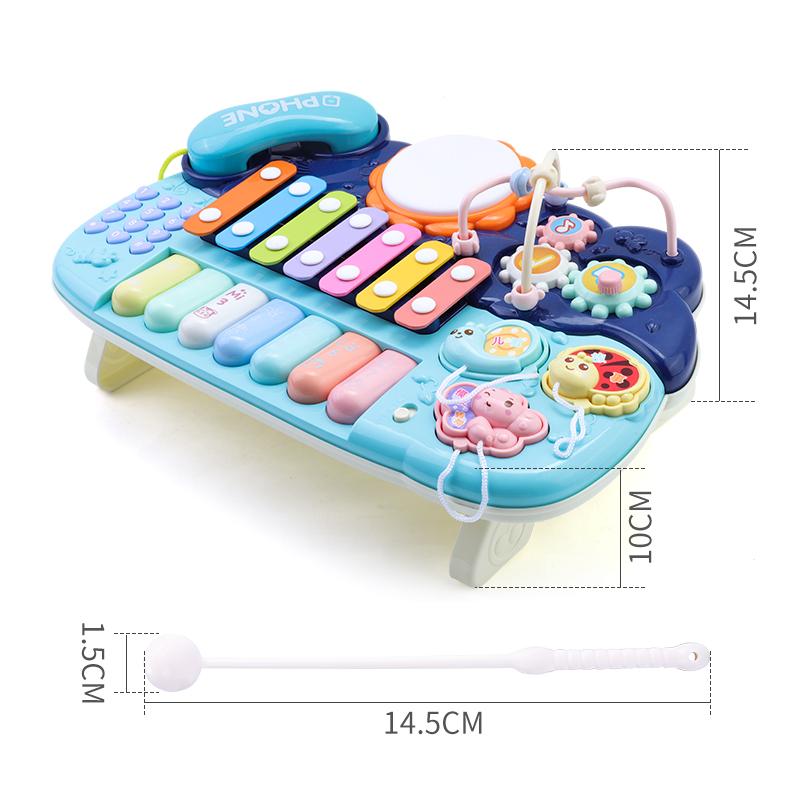 婴儿玩具0到1岁宝宝益智早教6七八九十一个月以上幼儿9男孩女孩8
