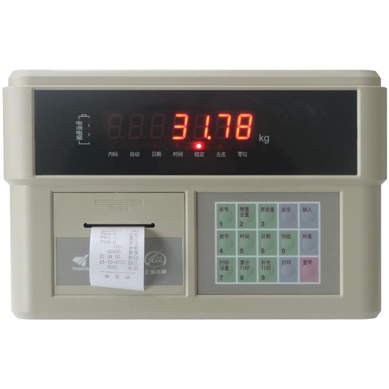 衡器地磅 地磅显示屏 地磅显示器 称重仪表 P A9 XK3190 上海耀华