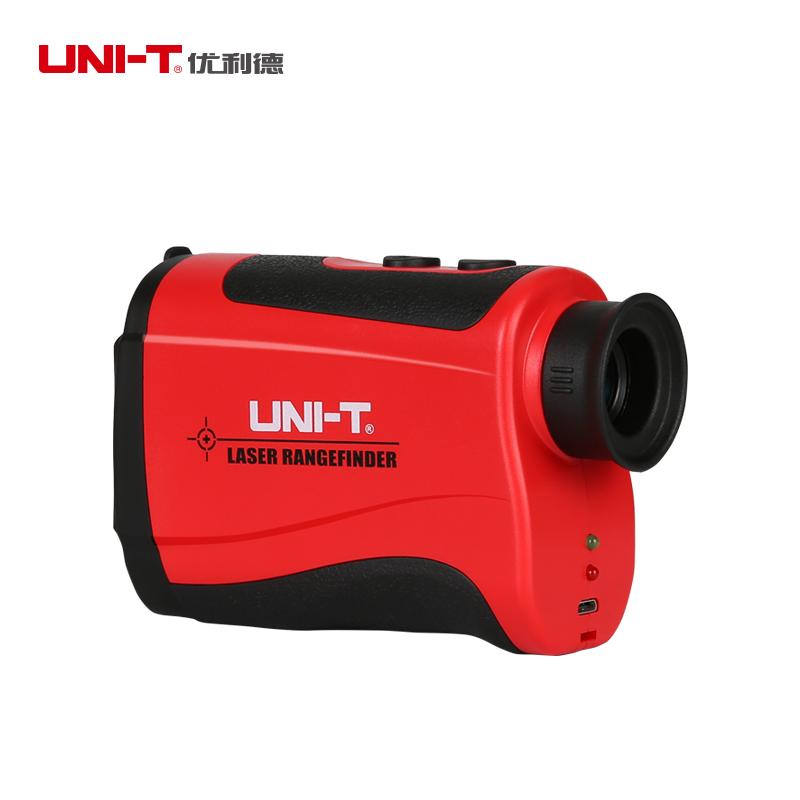 UNI-T/优利德户外望远镜LR600/LR800激光测距仪LR1000米/LR1500米