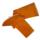 包邮牛皮劳保电焊护脚护腿 焊工脚套防护脚盖耐用隔热防火花脚罩 mini 4