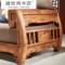 周木匠月牙红木沙发客厅花梨实木家具刺猬紫檀原木新中式套装组合