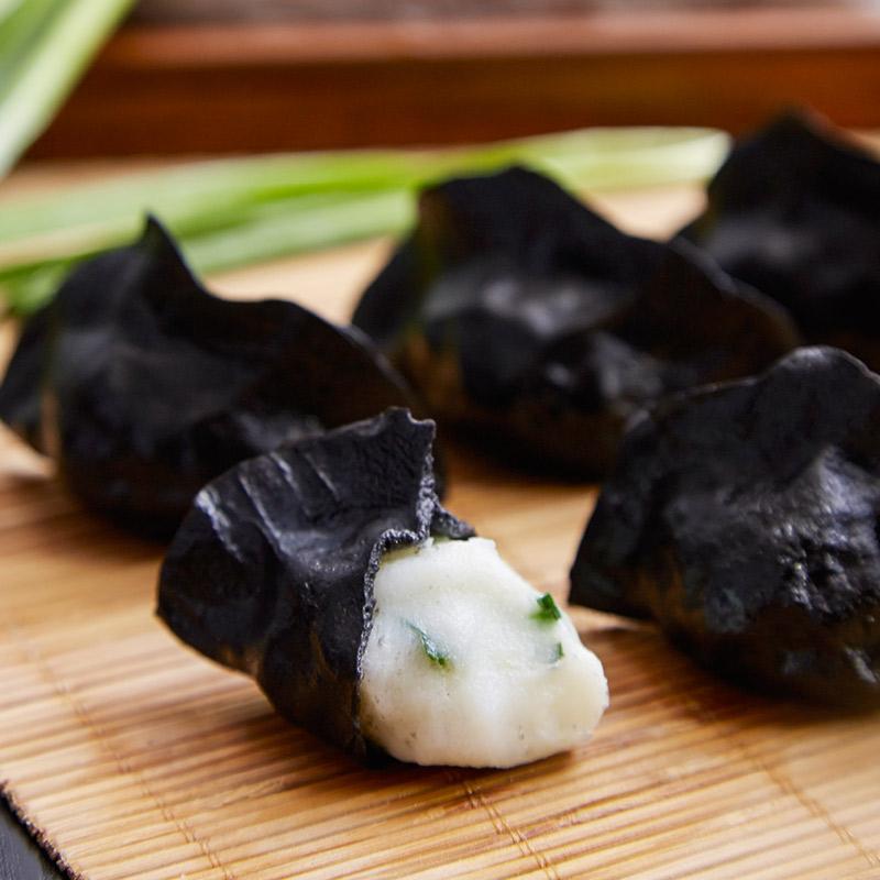 船歌鱼水饺|一人食四大当家 舌尖纯手工包制早餐速食海鲜鱼水饺