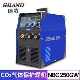 Ruiling two welding machine NBC-200 / 250/300 integrated carbon dioxide gas shielded welding machine 220v / 380