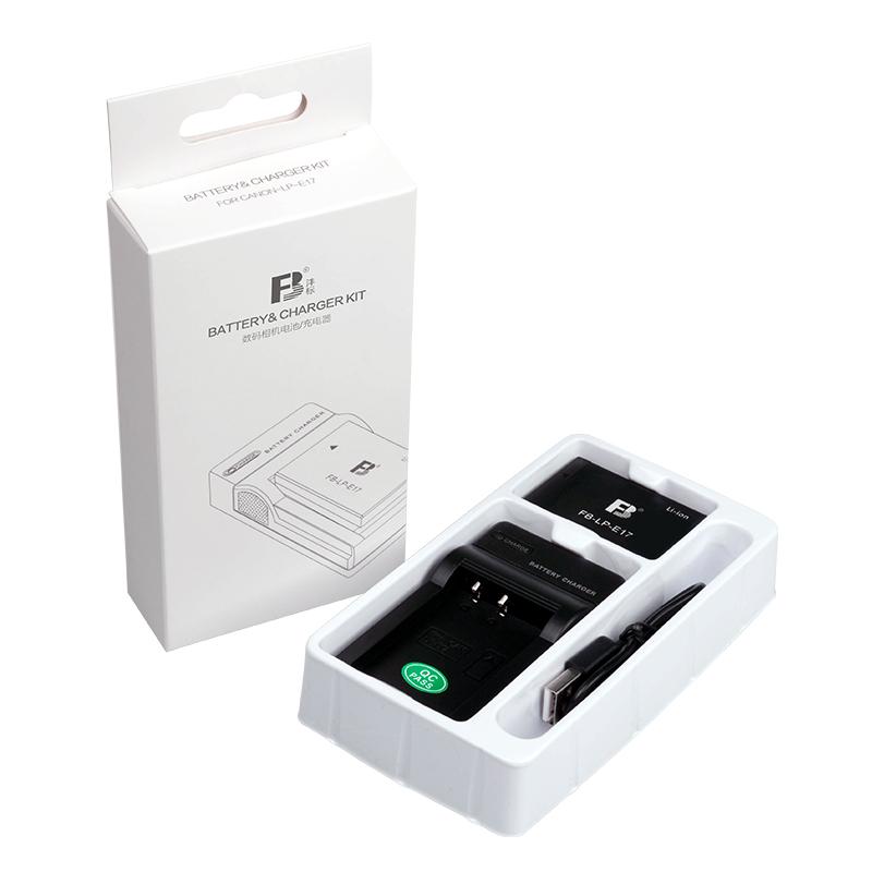 沣标LP-E17电池佳能750D760D800D77D200D单反RP M5 M6 ii二代微单