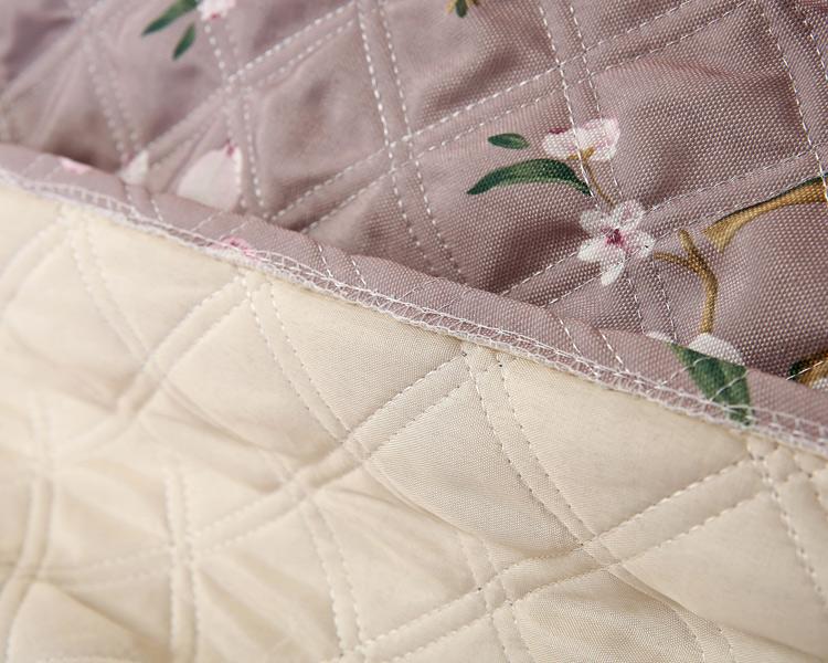 床头罩1.5m床1.8m床保护套欧式夹棉实木软包布艺床头套靠背防尘罩