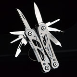 Multi-tool pliers mini folding knife outdoor portable multi-tool pliers pliers emergency camping
