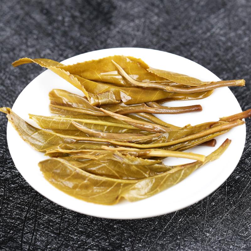 颗 65 约 500g 云南冰岛古树普洱刮沱茶油 生普洱茶生茶龙珠 送泡茶壶