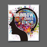 Rainbow Card Genuine Simplified Life Color Card Energy Card Card Psicològic Nova Ment