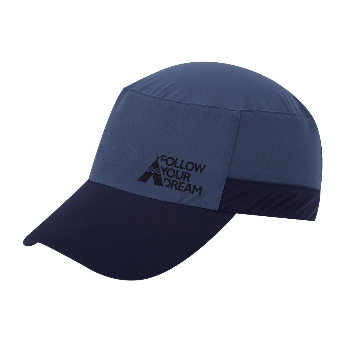 TELH80820 女通款仿棉感休闲帽 春夏户外男 19 探路者帽子