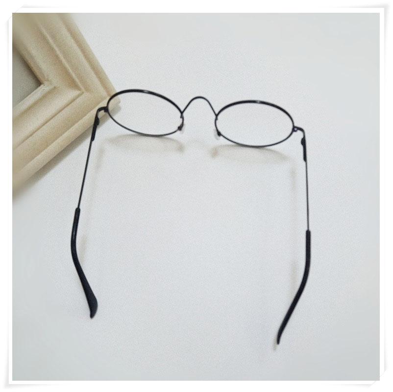 韩版儿童眼镜公主文艺小孩平光圆形眼睛男童女童宝宝无镜片镜框潮