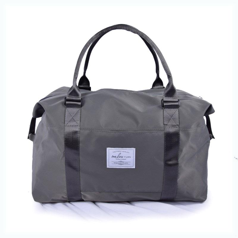 袋子折叠行李包包短途健身旅行箱包手提旅行包女小型超轻轻便商务