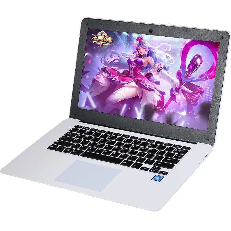 寸手提笔记本电脑少女学生商务轻薄便携游戏本非二手分期 14.1 超薄