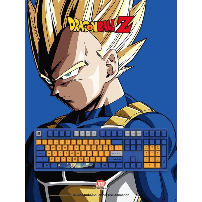 Akko 3108v2龙珠Z孙悟空机械键盘游戏有线德国Cherry轴红轴银轴