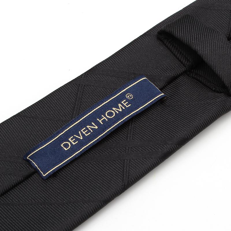 百搭休闲领带男韩版5cm黑色学院风正装日系小上班英伦风潮职业女