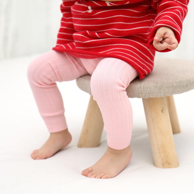 儿童小童婴儿宝宝女宝打底裤潮女童裤袜夏季薄款纯棉袜春秋1-3岁